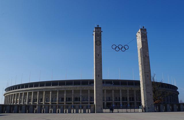 The Olympics Quiz Round 1