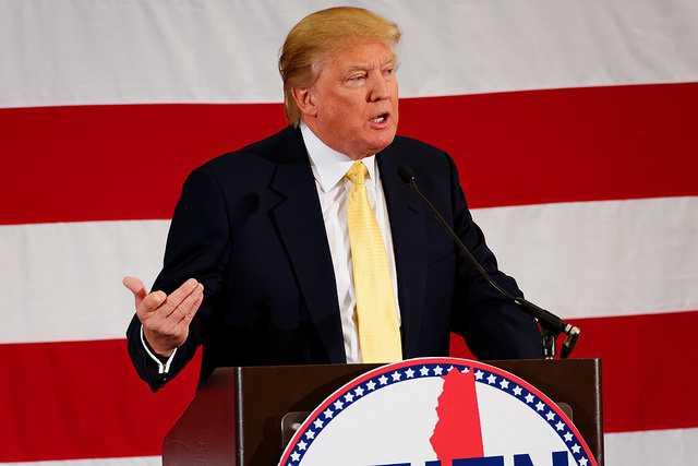 Donald Trump Quiz Round 1