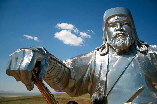 Temujin, Found of the Mongol Empire (Round 105)