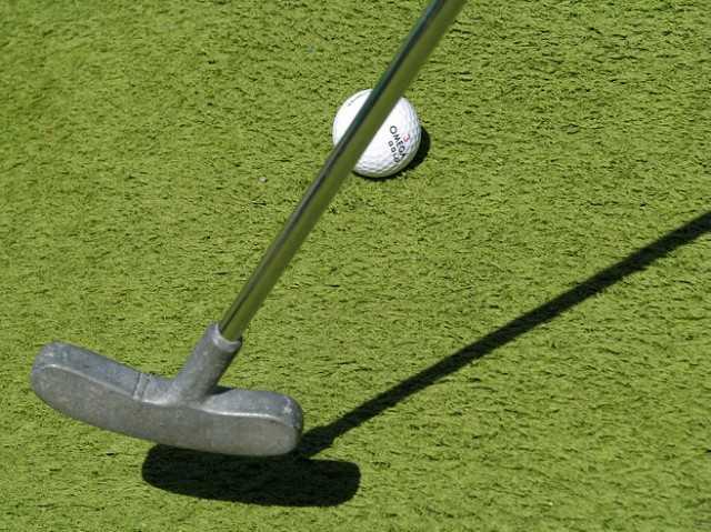 Golf Quiz Round 1