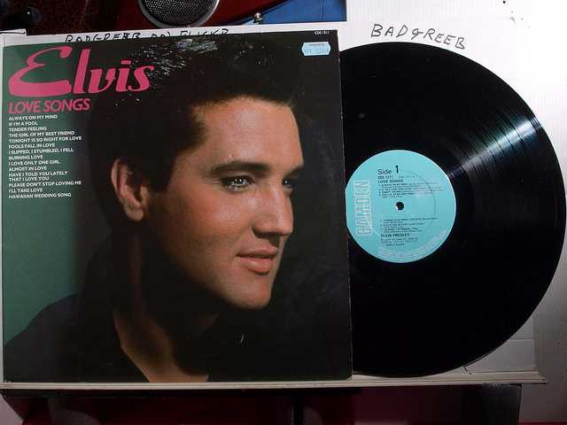 Elvis Presley Lyrics Quiz Round 1