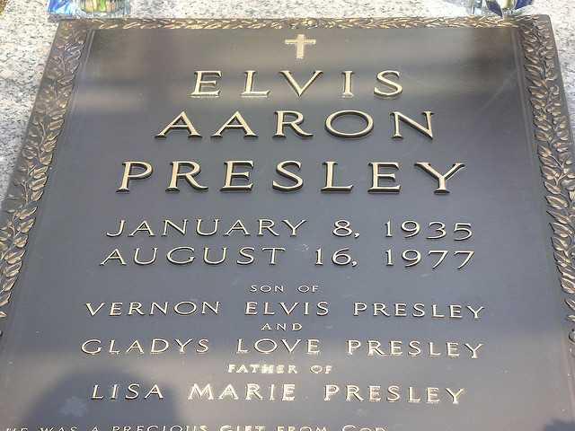 Elvis Presley Quiz (Round 1)