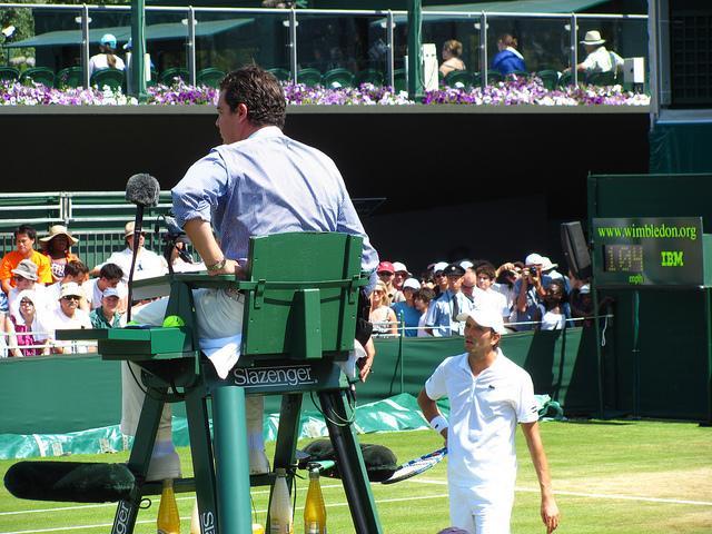 Wimbledon Tennis Quiz (Round 1)